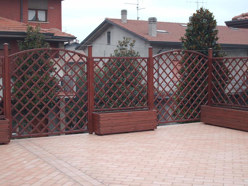 Terrazzo - rete di protezione a 45° - Micimiao Forum di ...