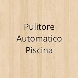 Pulitore Automatico Piscina