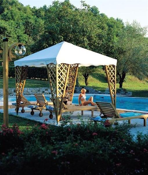 Gazebo Jolly 300x300