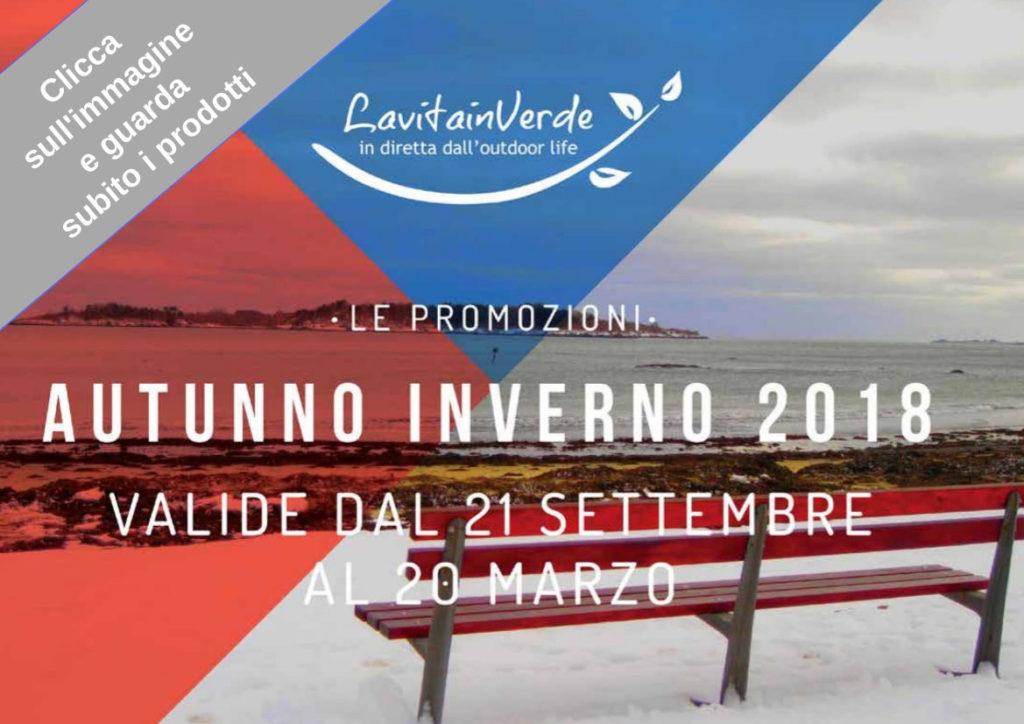 Copertina Promozione Autunno Inverno 2018-2019- Alce LaVitaInVerde. Dal 21 Settembre al 20 Marzo 2019- Clicca per scoprire i prodotti